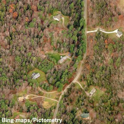 Austin Troy: Predicted Changes in Forest Cover and Fragmentation in Vermont's Northern Forest
