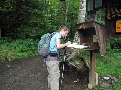 Colin Beier & Abigail Larkin: Adirondack Park Trail Register Database Supports Recreation Management and Community Planning
