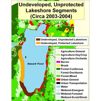 David Capen: Lakeshore Development Affects Shoreline Habitat in Northeastern Vermont