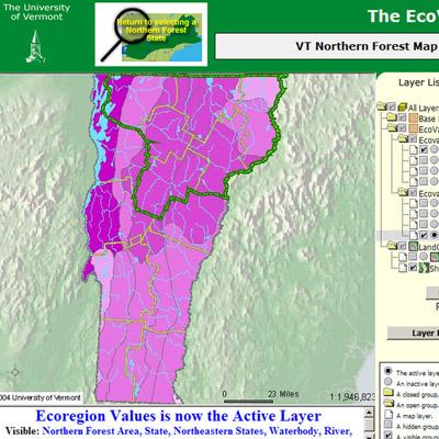 Matthew Wilson: Mapping the Economic Value of Services from the Natural Ecosystem